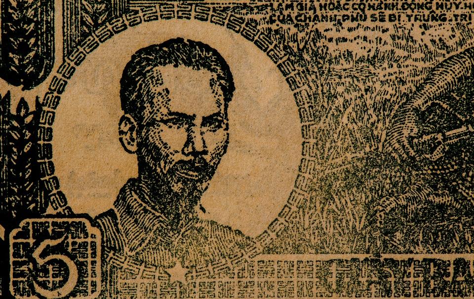 Hồ Chí Minh the leader of the Viet Minh