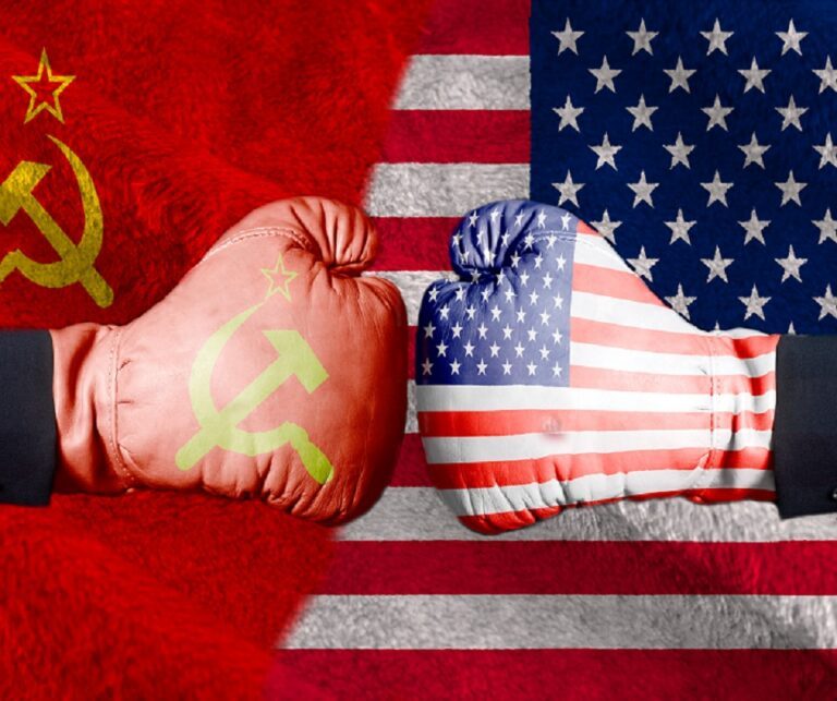 US and USSR conflict